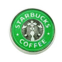 Starbucks Coffee Logo Charm