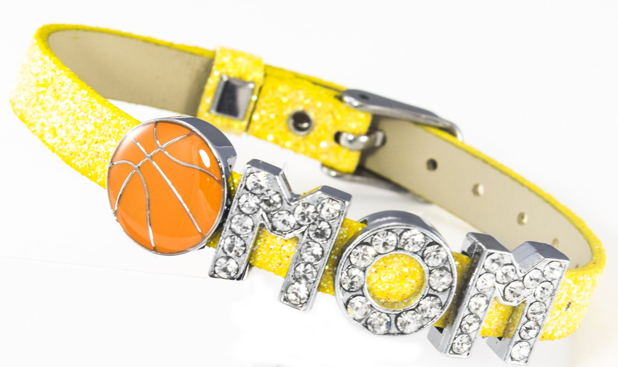 "Mothers Day ""Sports"" Sliding Charms Bracelet"