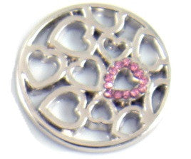 Floating Locket Plate