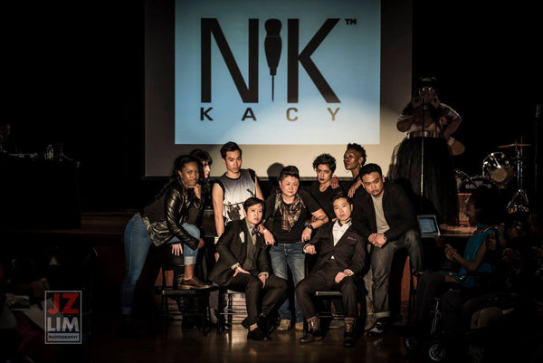 NiK Kacy Runway Debut at Celebrate Your Body 2016