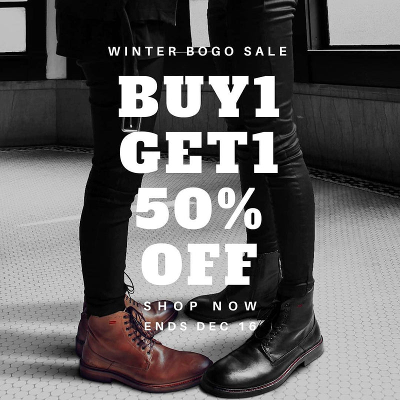 WINTER BOGO SALE STARTS NOW!