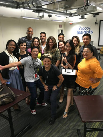 Zappos Workshop for minority businesses