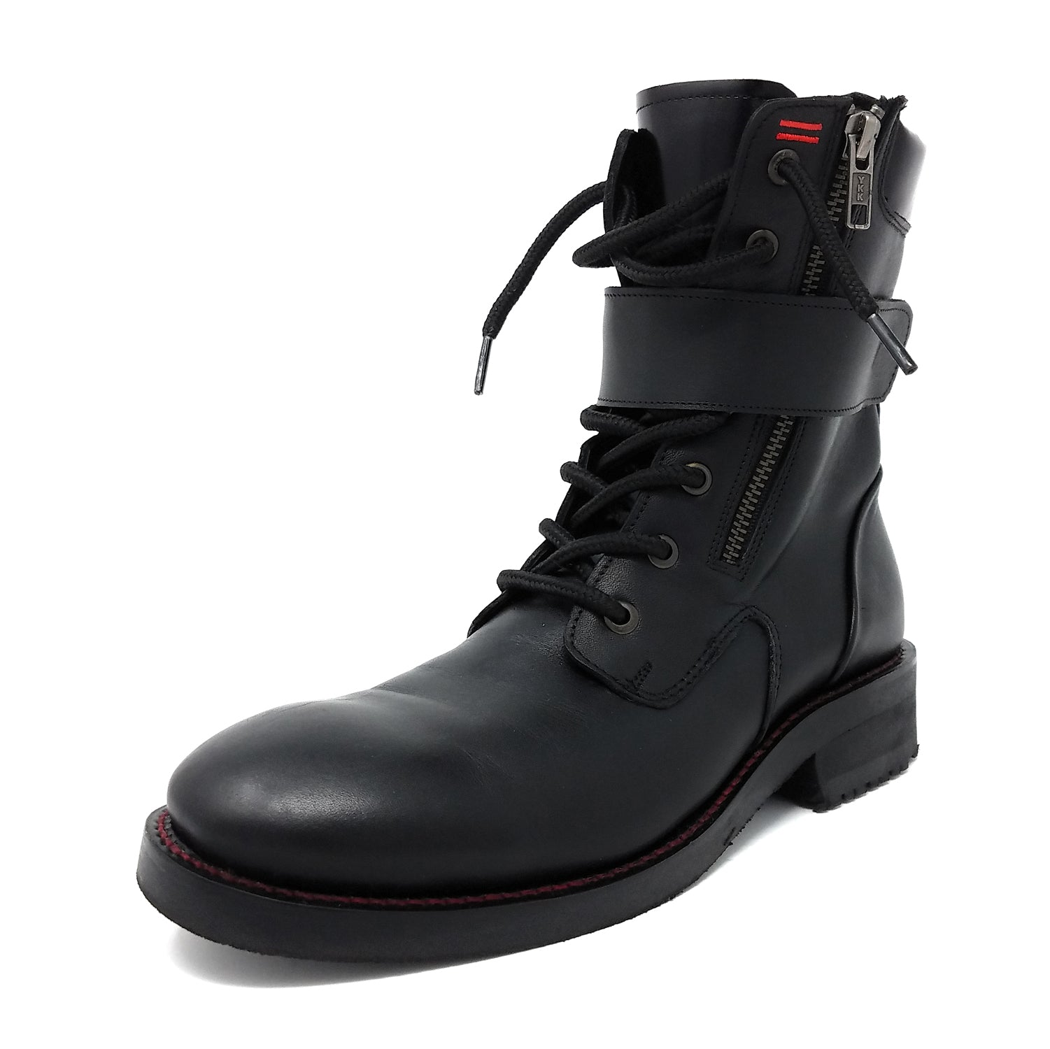 The Combat H8 Boots (PRE-ORDER ONLY) - NiK Kacy