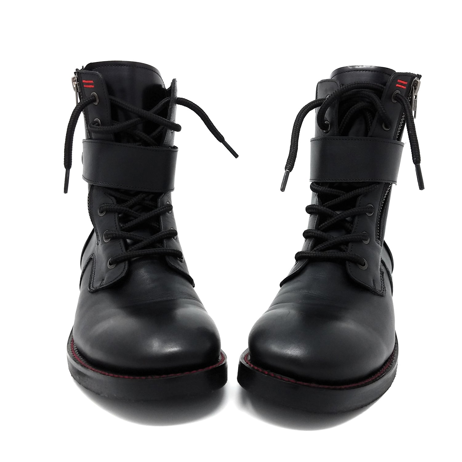 The Combat H8 Boots - NiK Kacy