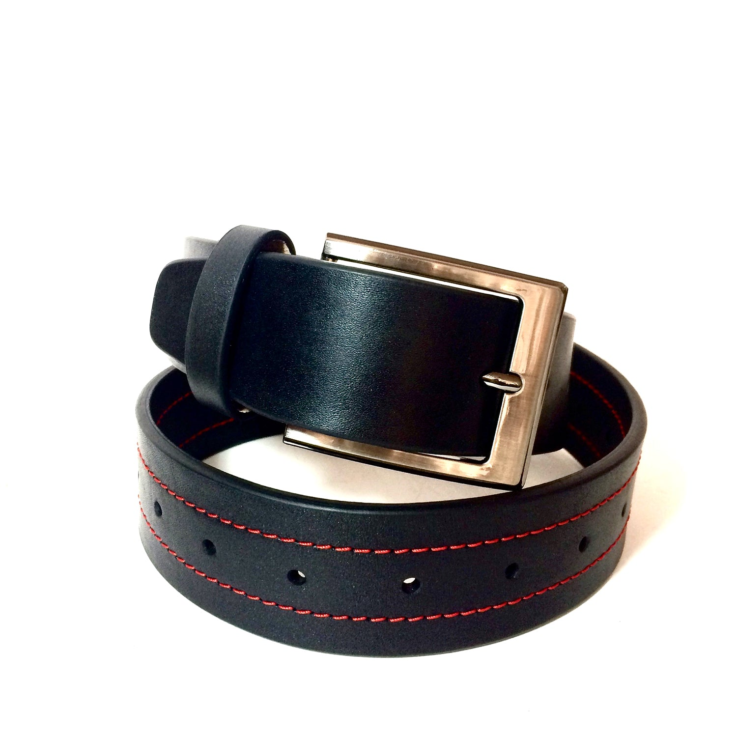 GenderFree Modern Leather Belt - NiK Kacy