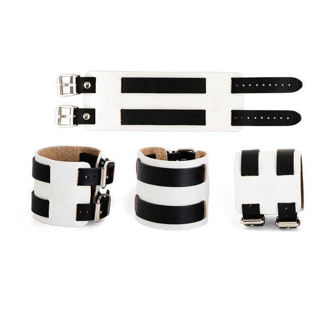 Limited-edition Leather Bracelet - NiK Kacy