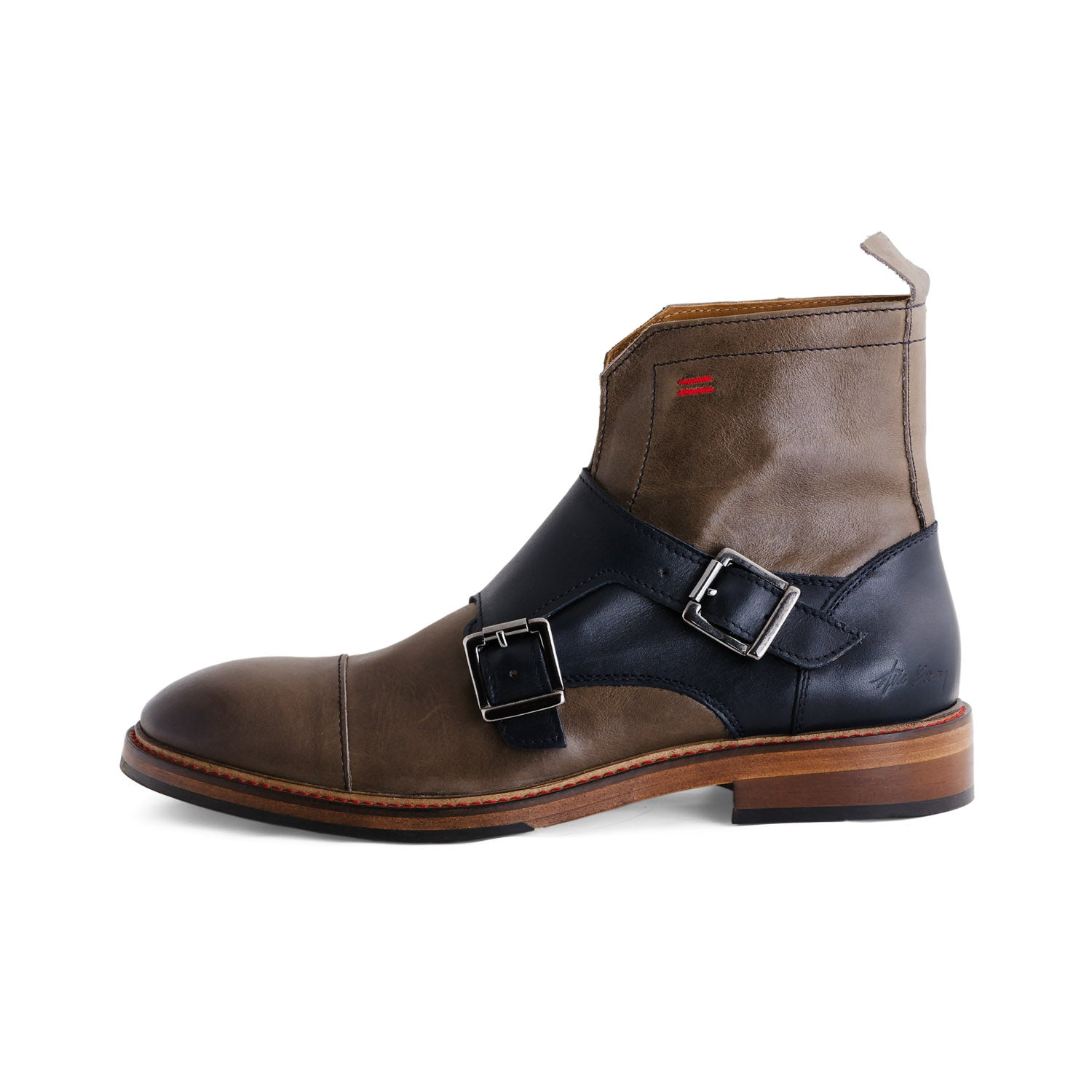 The Limited-Edition Monk Boot (5 color options) - NiK Kacy