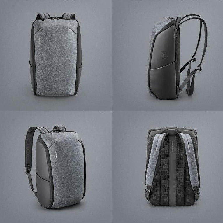 kingsons multi-function backpack different angles