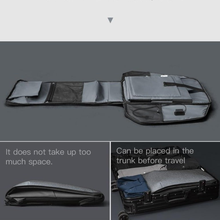 foldable for easy storage