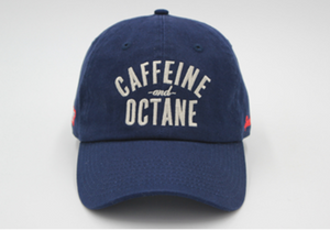 C&O Hat Embroidered Washed style - Navy Blue
