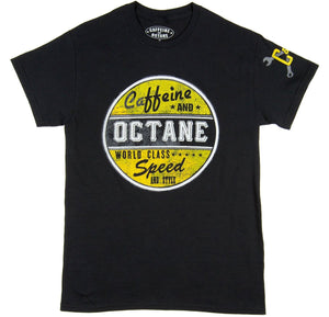 C&O Youth T-Shirt - Black & Yellow