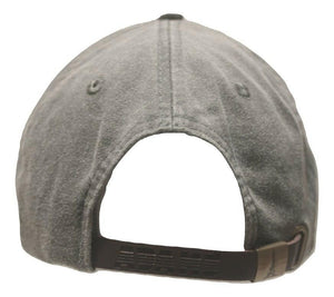 C&O Hat ' Rectangle Patch ' - Charcoal