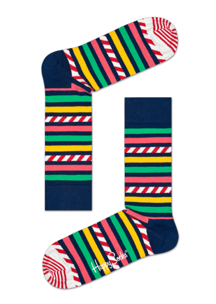 Happy Socks Stripes Çorap