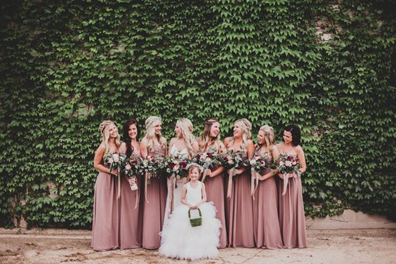 Top 8 Wedding Color Schemes For 2019
