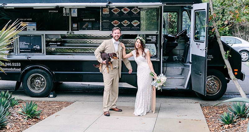 Top 5 Tips For Planning Your Food Truck Wedding