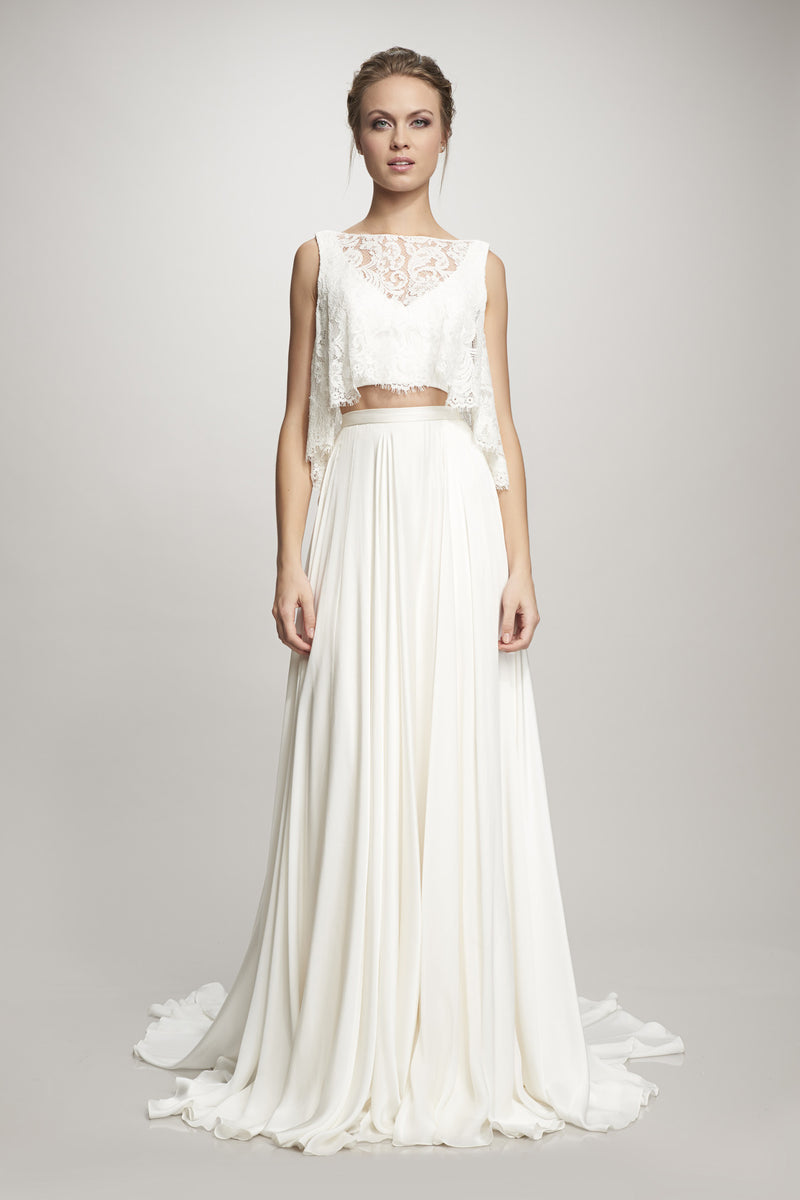 Eight Unique Wedding Dress Trends For 2016