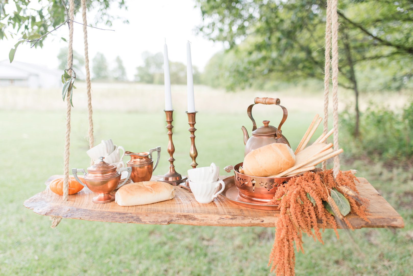 unique fall wedding decor inspiration