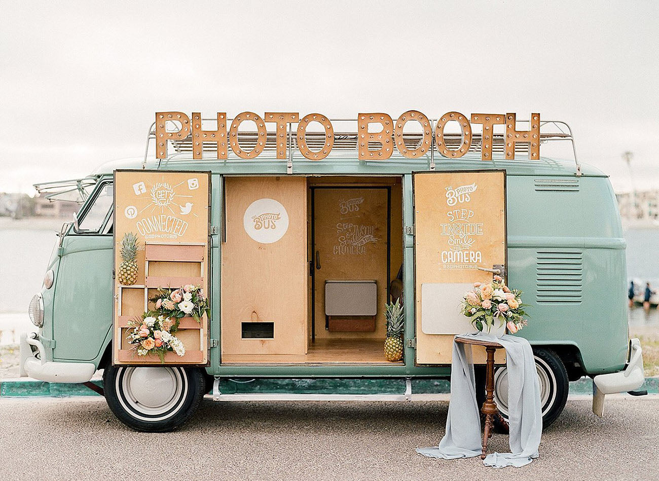 Best Wedding Photo Booths