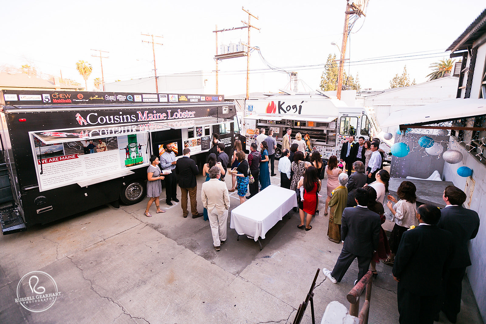 Best Food Trucks For Your Wedding