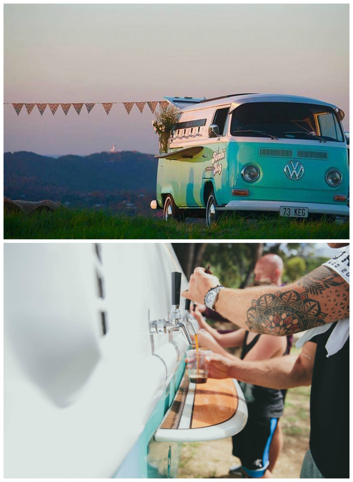 Ten Cutest Mobile Bars