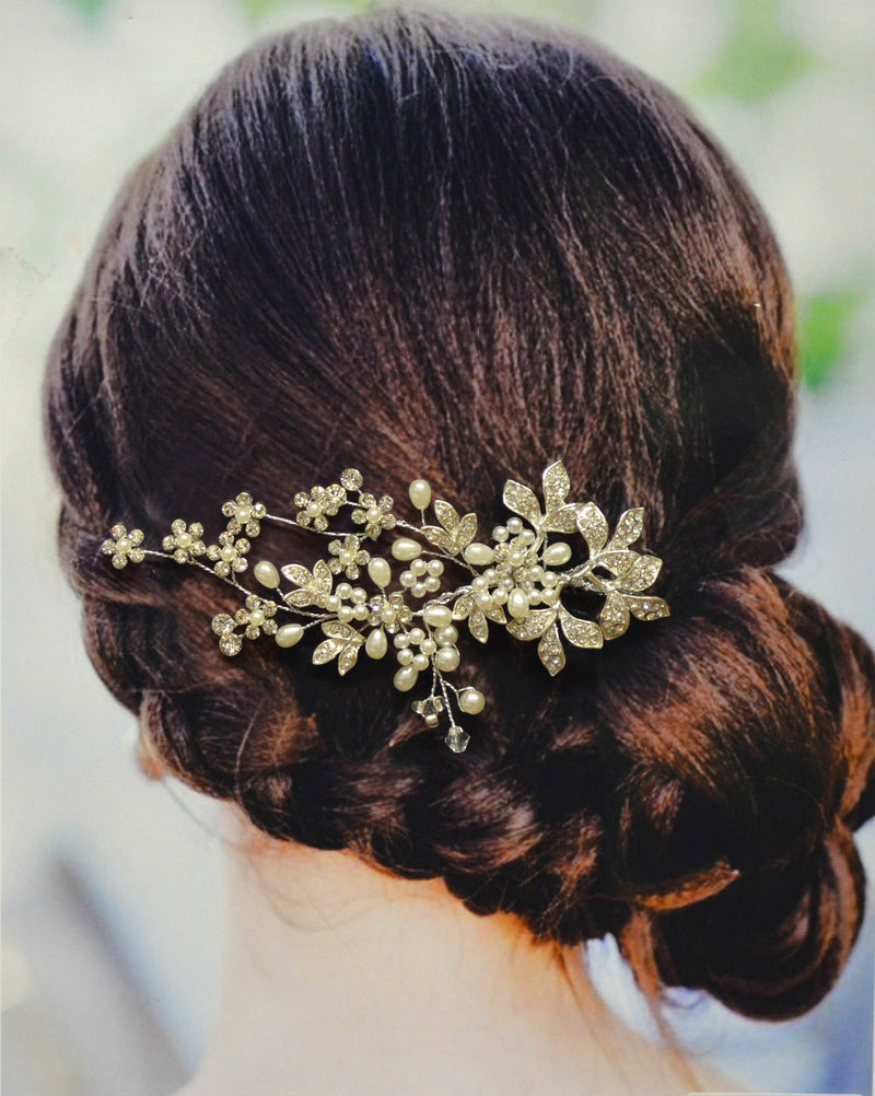 Versailles Wedding Hair Comb