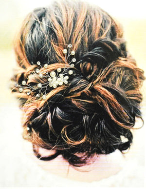 Prague Bridal Hair Comb