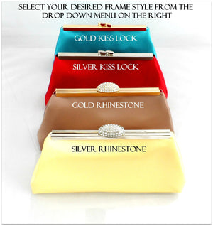 Clutches - Design Your Own Clutch - Ella Winston