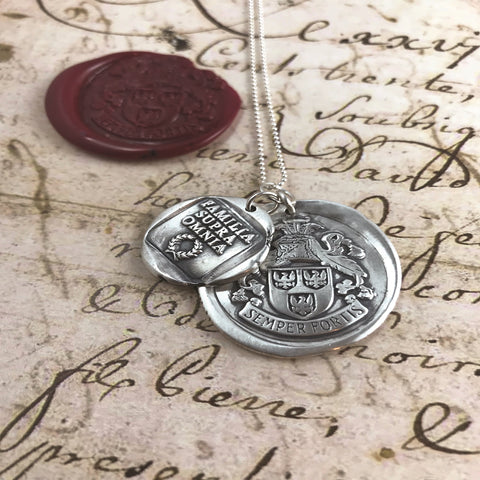 Wax Seal Talisman
