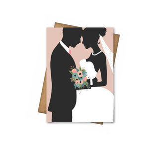 Wedding/Engagement - Greeting Card