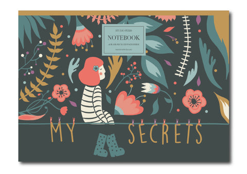 My Secrets Notebook