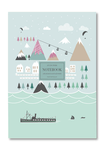 Queenstown Notebook