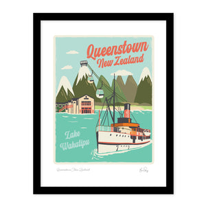 Retro Queenstown