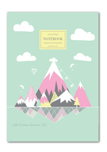 Skyline Queenstown Notebook