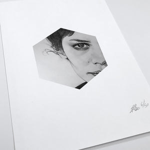 Audrey - Limited Edition Print