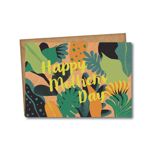 Happy Mothers Day - Greeting Card