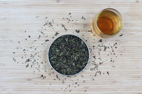 Mint Black Darjeeling