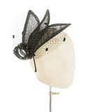 Trois Pétales - fascinator designed by Rent The Races  - Rent The Races  - 1