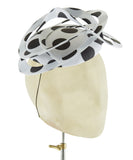 Polka Pop - fascinator designed by Edel Ramberg - Rent The Races  - 2