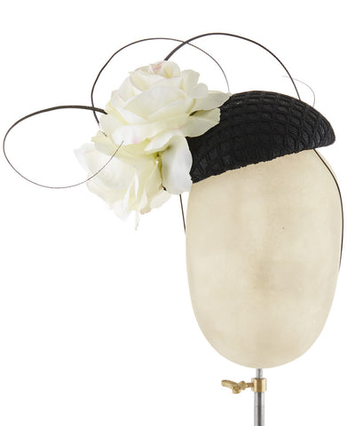Wired - fascinator designed by Edel Ramberg - Rent The Races  - 1