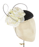 Wired - fascinator designed by Edel Ramberg - Rent The Races  - 2
