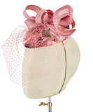 Floral Veil - fascinator designed by Olga Berg - Rent The Races  - 3