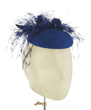 Chloe - fascinator designed by Rachel Black - Rent The Races  - 2