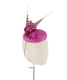 Luv U - fascinator designed by Rachel Black - Rent The Races  - 2