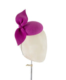 Pink Knot Smartie - fascinator designed by Edel Ramberg - Rent The Races  - 1