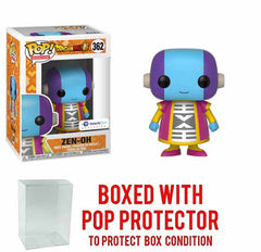 Funko Zen-oh Exclusive