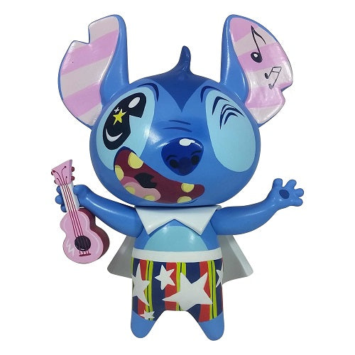 Enesco - World of Miss Mindy Disney Designer - Lilo and Stitch - Stitch Vinyl Figurine, 7-inches