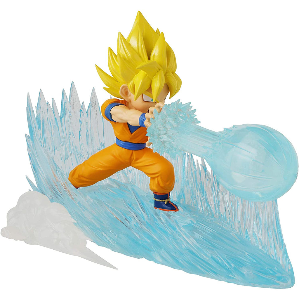 Bandai Dragon Ball Z Final Blast Super Saiyan Son Goku Action Figure