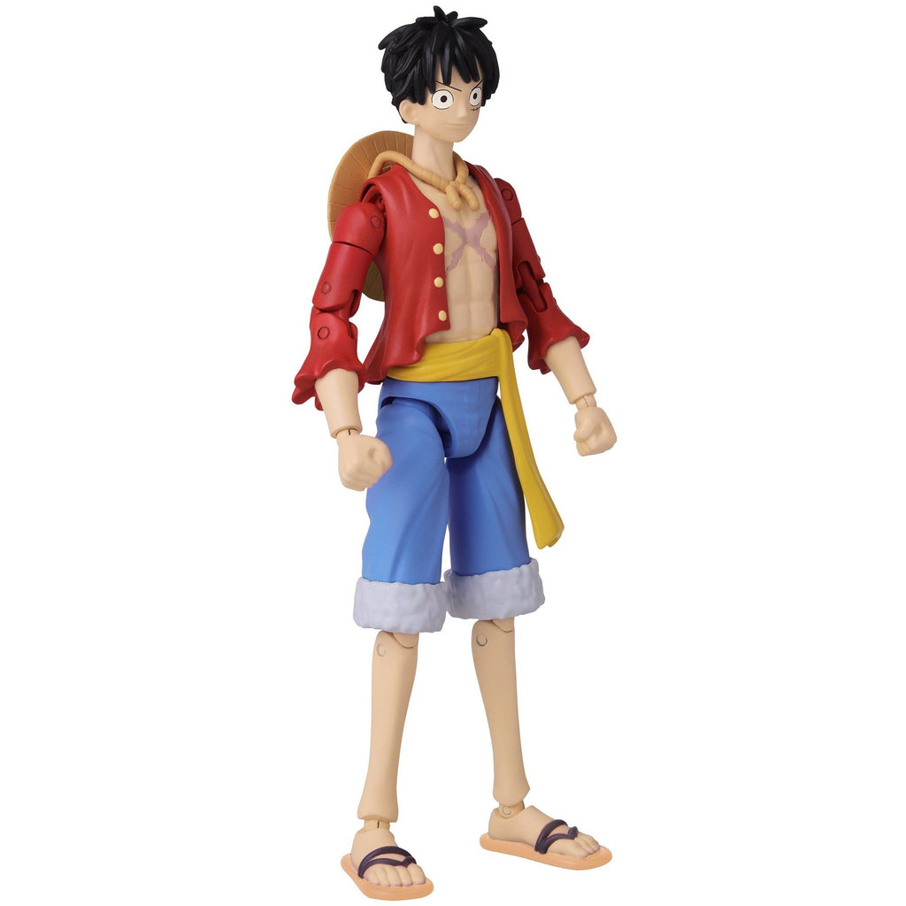 "Bandai Anime Heroes One Piece Monkey D. Luffy 6.5"" Action Figure (PRE-ORDER April 2021)"