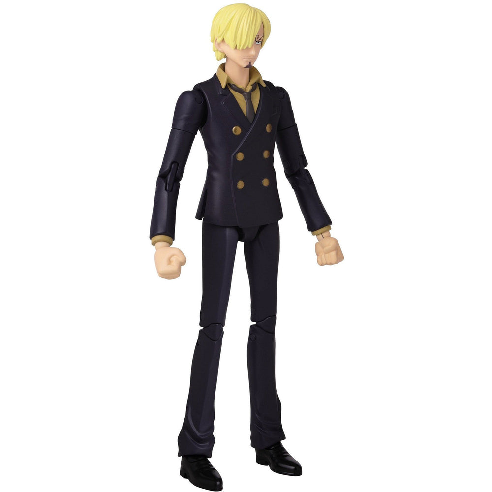 "Bandai Anime Heroes One Piece Sanji 6.5"" Action Figure (PRE-ORDER April 2021)"
