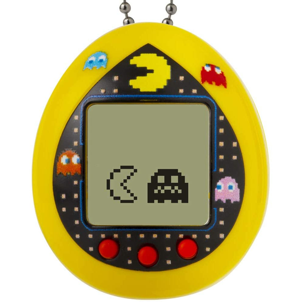 Bandai Tamagotchi PAC-Man Device Electronic Virtual Pet Game Deluxe Yellow Maze